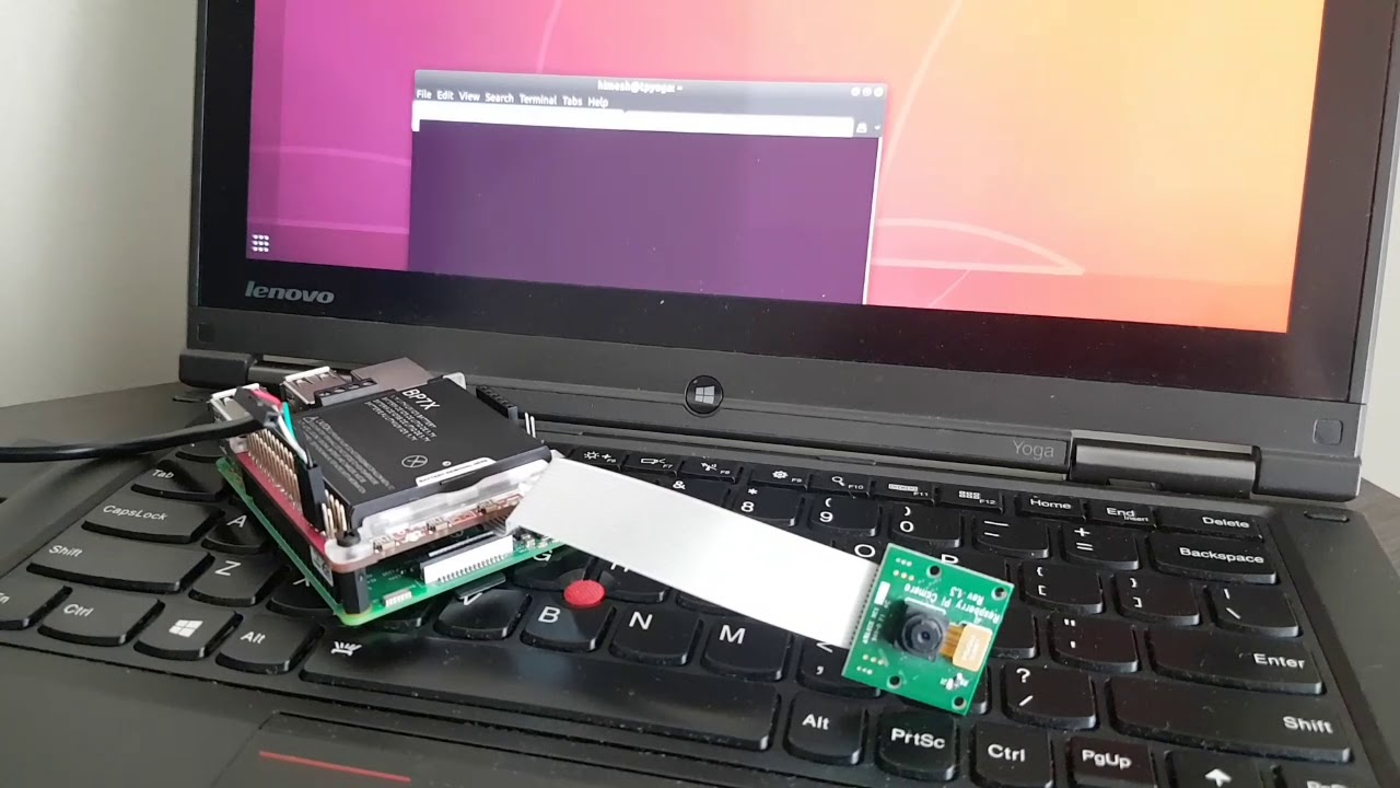 Fast boot of Raspberry Pi