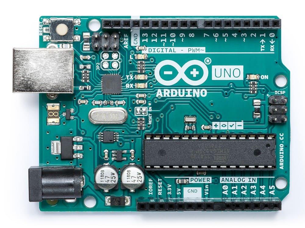 Arduino Uno R3是典型的单片机
